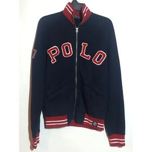 Polo by Ralph Lauren- Track Jacket